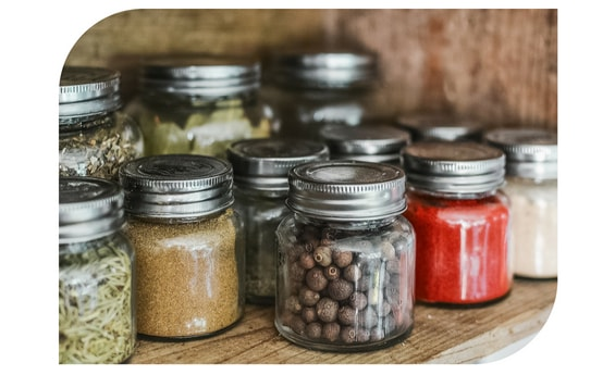 condiments et épices